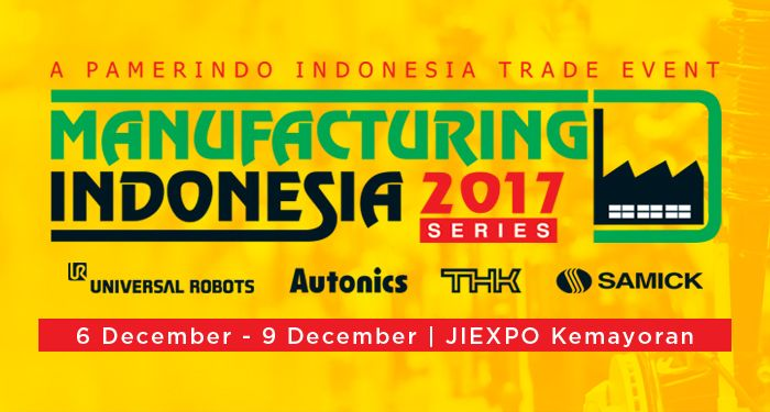 Manufacturing Indonesia 2017 Series