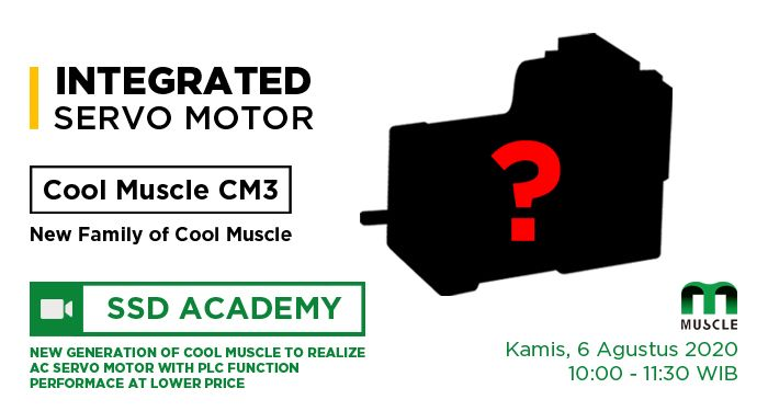SSD Academy - Cool Muscle CM3