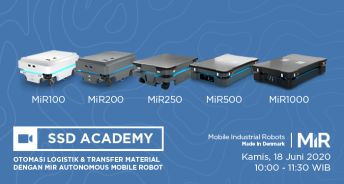 SSD Academy  Mobile Industrial Robots